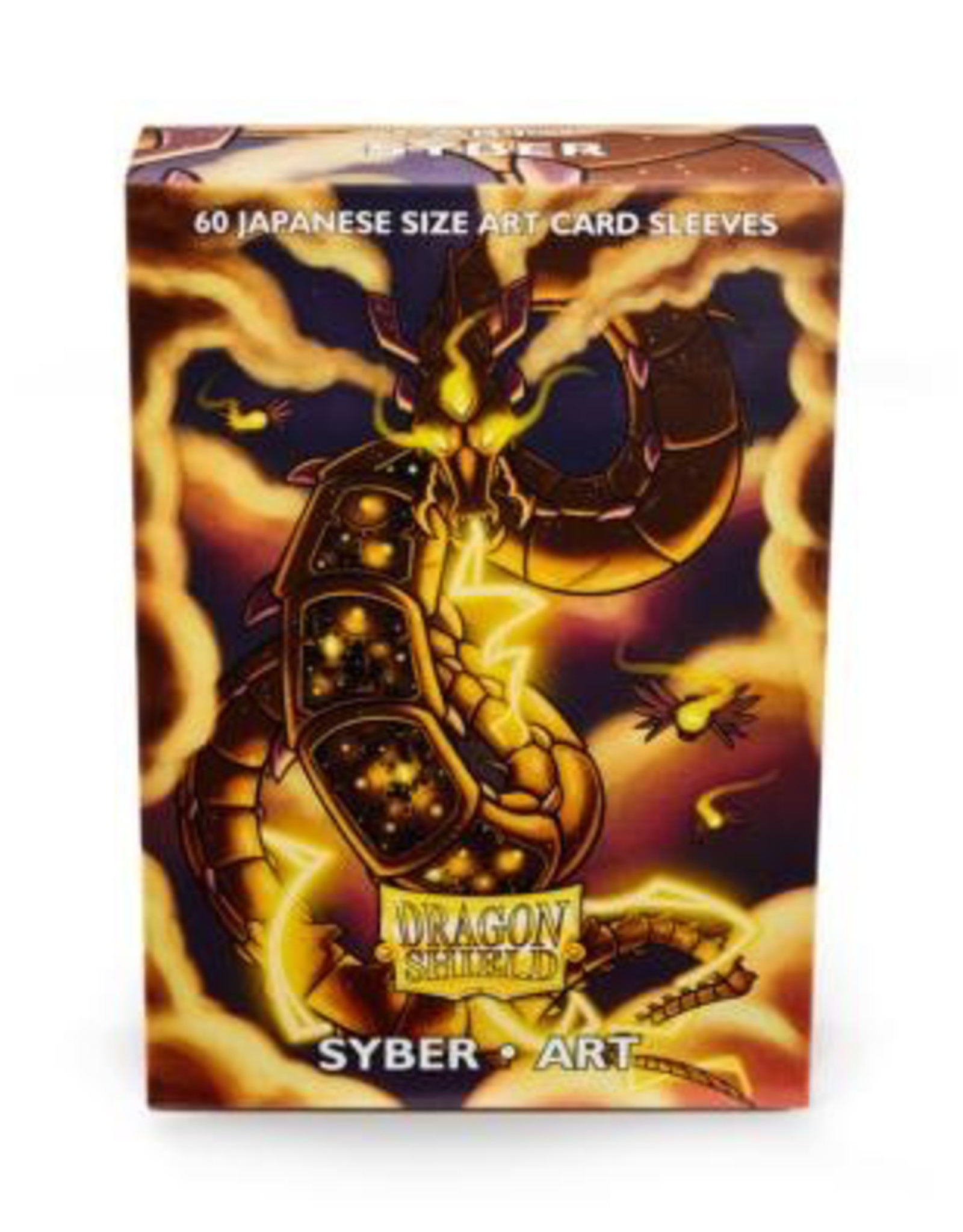 DS - Small Sleeves Dragon Shield Japanese Art Sleeves - Syber (60 Sleeves)