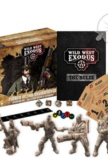WEX - Wild West Exodus Miniaturen Father of the Enlightened Starter Set