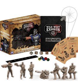 WEX - Wild West Exodus Miniaturen No Surrender! Starter Set