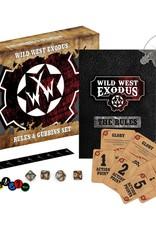 WEX - Wild West Exodus Zubehör Rules & Gubbins Set