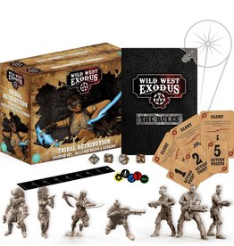 WEX - Wild West Exodus Miniaturen Tribal Retribution Starter Set