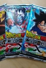 DBS - Dragon Ball Super Dragon Ball Super Card Game - Cross Worlds Booster - EN