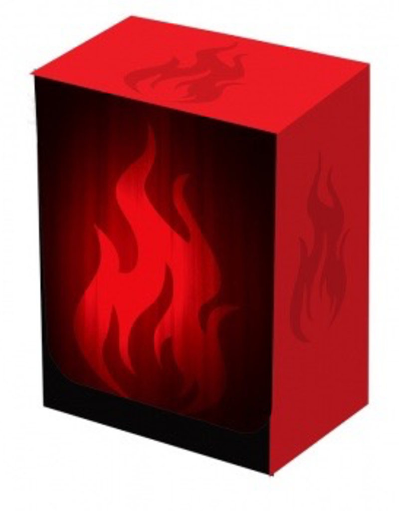 Legion - Deckbox Legion - Deckbox - Super Iconic - Fire