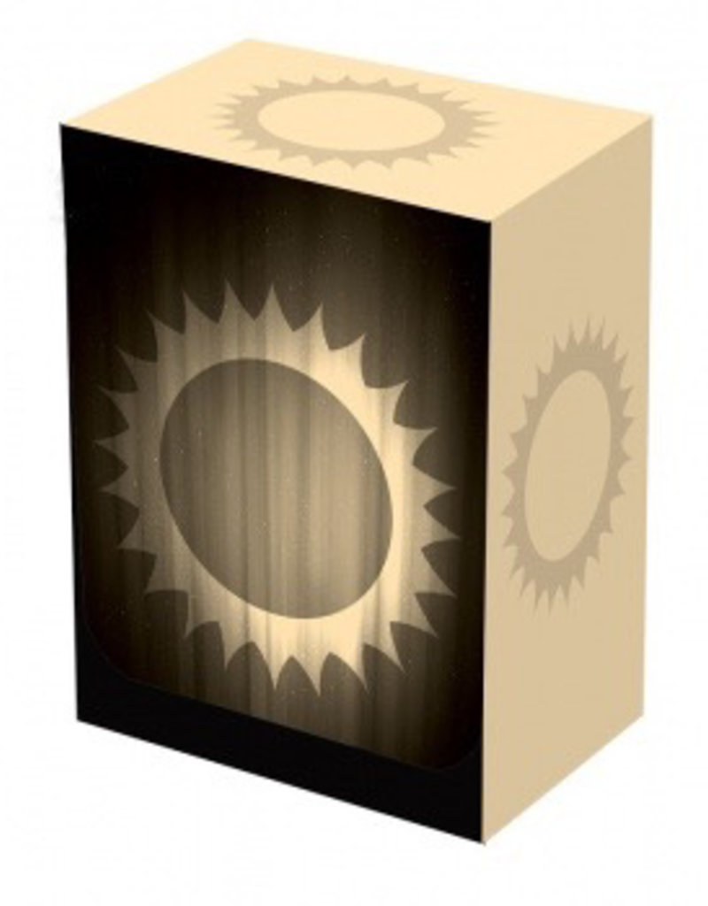 Legion - Deckbox Legion - Deckbox - Super Iconic - Sun