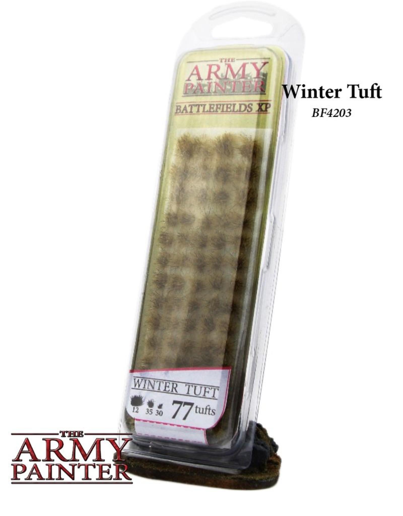 AP - Tabletopzubehör Battlefields XP: Winter Tuft