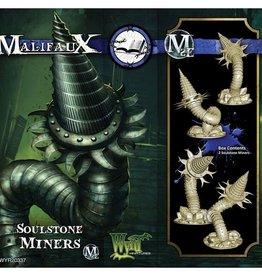 WYR - Malifaux Miniaturen Soulstone Miners