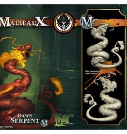 WYR - Malifaux Miniaturen Dawn Serpent