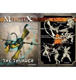 WYR - Malifaux Miniaturen The Thunder - Misaki Crew