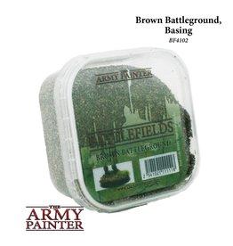 AP - Tabletopzubehör Brown Battleground - Basing