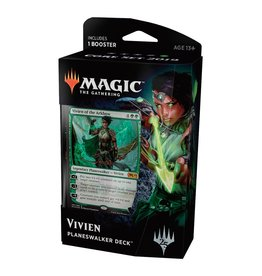 MTG - Core Set MTG - Core Set 2019 Planeswalker Deck Green - EN