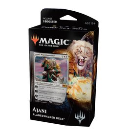 MTG - Core Set MTG - Core Set 2019 Planeswalker Deck White - EN