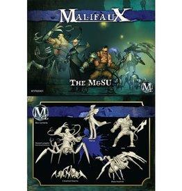 WYR - Malifaux Miniaturen Ramos Crew Box Set - The M&SU