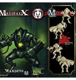 WYR - Malifaux Miniaturen Wardens