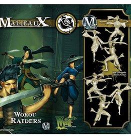 WYR - Malifaux Miniaturen Wokou Raiders (3)