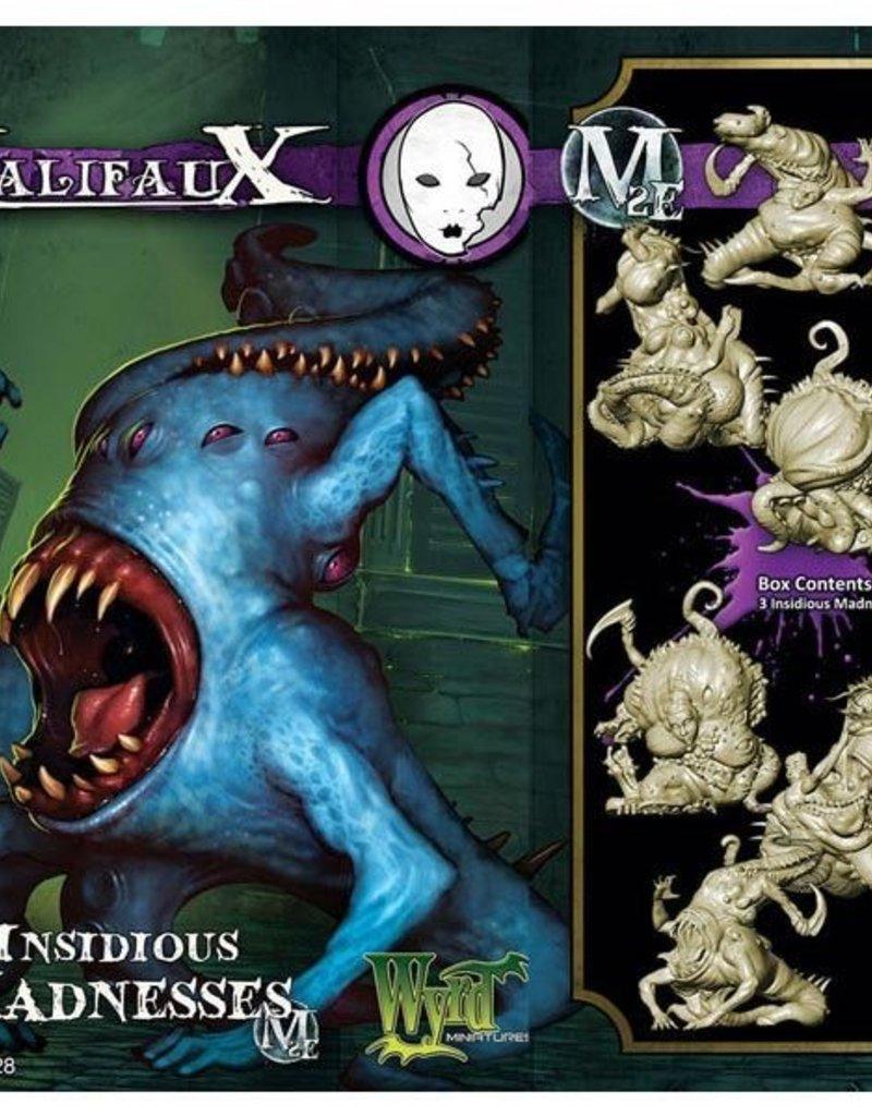 WYR - Malifaux Miniaturen Insidious Madnesses