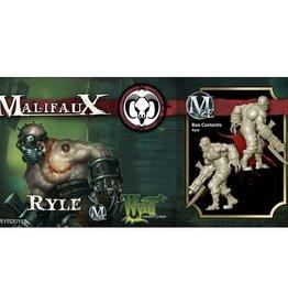 WYR - Malifaux Miniaturen Ryle