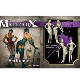 WYR - Malifaux Miniaturen Beckoners (2)