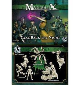 WYR - Malifaux Miniaturen Molly Crew - Take Back the Night
