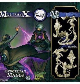 WYR - Malifaux Miniaturen Oxfordian Mages