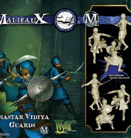 WYR - Malifaux Miniaturen Shastar Vidigia