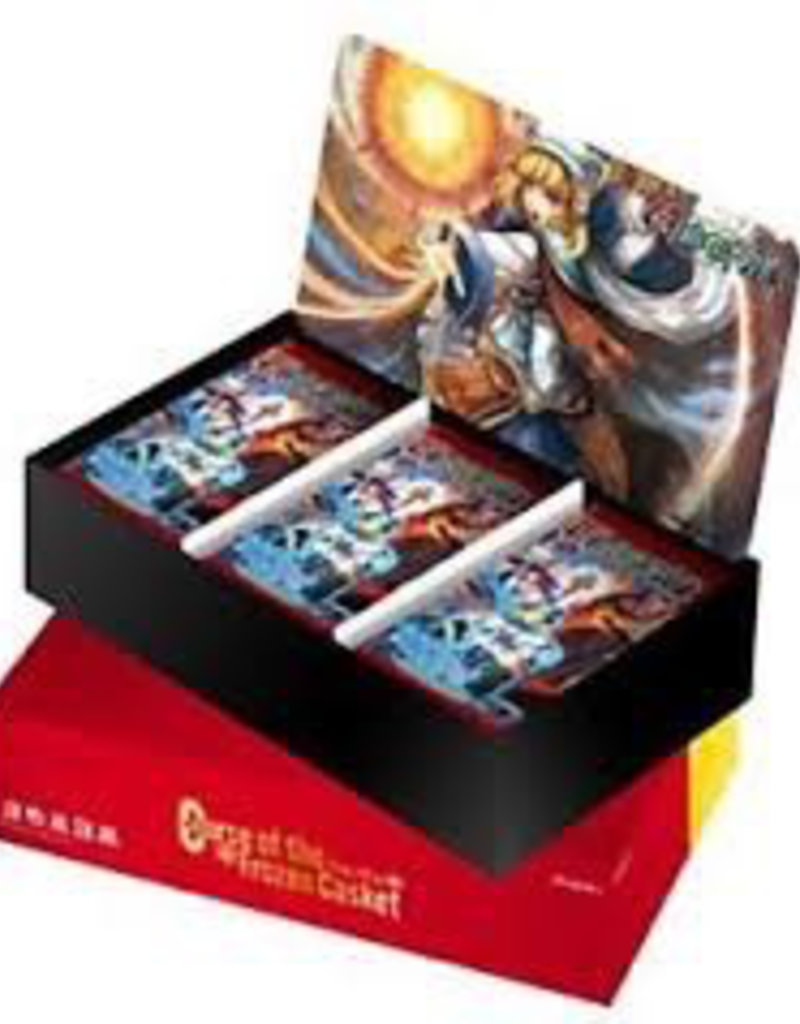 FoW - Lapis Zyklus Curse of the Frozen Casket Booster Display