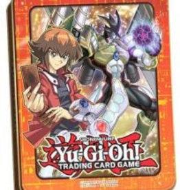 YGO - Spezial Pack YGO - Mega-Tins 2018 - Tin - DE -Jaden Yuki