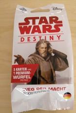 FFG - Star Wars Destiny FFG - Star Wars: Destiny - Weg der Macht Booster - DE