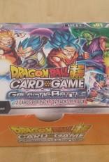 DBS - Dragon Ball Super DragonBall Super Card Game Galactic Battle Booster Display (24 Packs) - EN