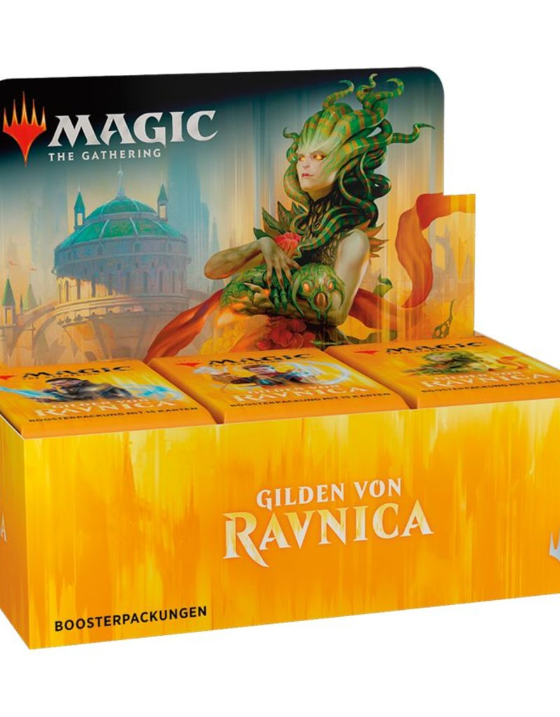 MTG - Ravnica MTG - Guilds Of Ravnica Booster Display (36 Packs) - DE