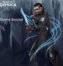 MTG - Ravnica MTG - Guilds Of Ravnica Theme Booster Dimir - EN