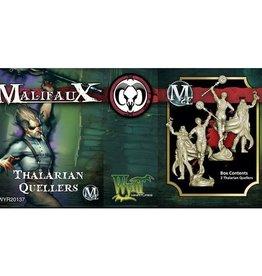 WYR - Malifaux Miniaturen Thalarian Queller
