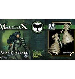 WYR - Malifaux Miniaturen Anna Lovelace