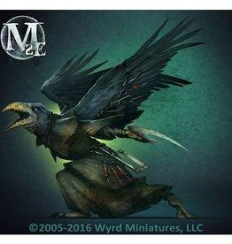 WYR - Malifaux Miniaturen Carrion Emissary