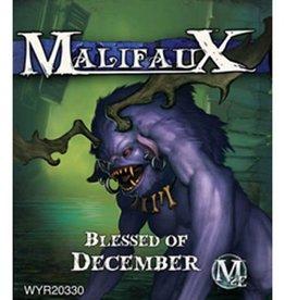 WYR - Malifaux Miniaturen Blessed of December