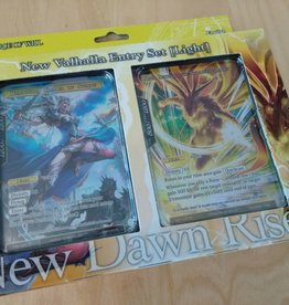 FoW - New Valhalla Cycle FoW - New Valhalla Cluster Light Attribute Starter Deck - EN