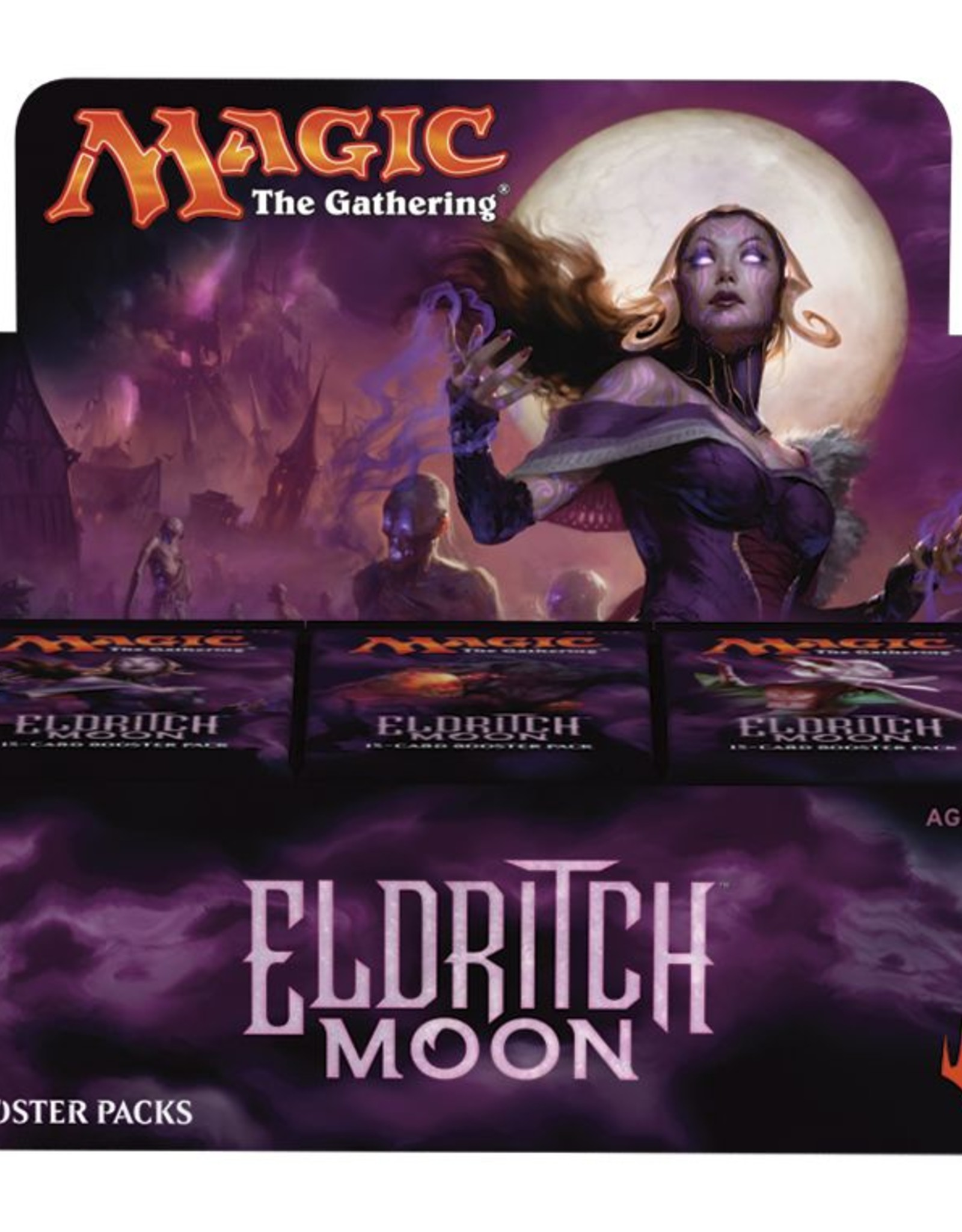 MTG - Eldritch Moon Eldritch Moon Booster Display EN