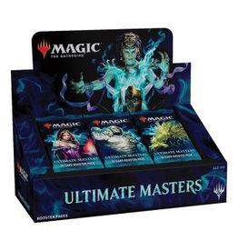 MTG - Masters MTG - Ultimate Masters - Booster Display (24 Packs) - EN