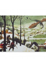 DS - Play Mat Dragon Shield Play Mat - Hunters in the Snow