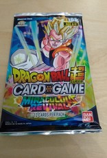 DBS - Dragon Ball Super DragonBall Super Card Game - Booster 5 Miraculous Revival - EN