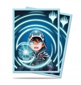 UP - Standard Sleeves UP - Standard Deck Protector - Chibi Collection Jace - Mystic for Magic (100 Sleeves)