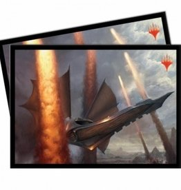 UP - Standard Sleeves UP - Standard Deck Protector - Magic: The Gathering Ultimate Masters V5 (100 Sleeves)