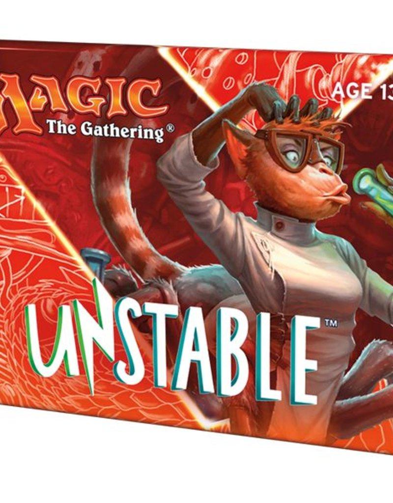 MTG - Un-Set MTG - Unstable Booster - EN