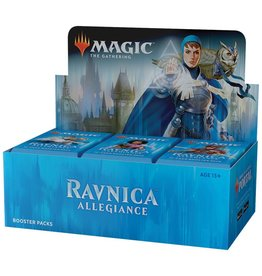 MTG - Ravnica MTG - Ravnica Allegiance Booster Display (36 Packs) - EN
