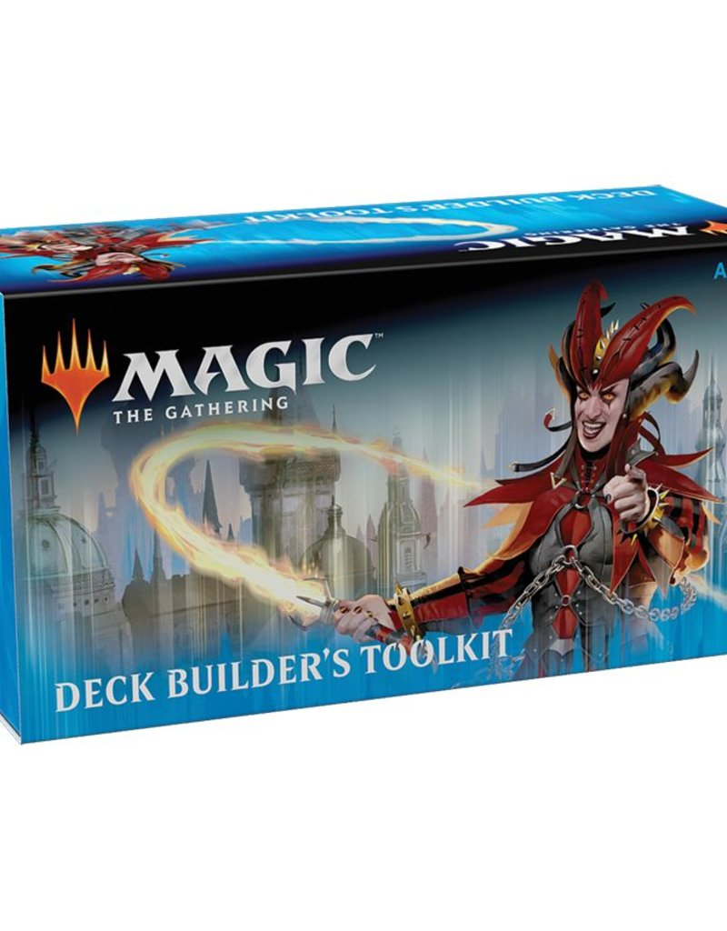 MTG - Ravnica MTG - Ravnica Allegiance Deckbuilder's Toolkit - EN