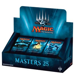 MTG - Modern Masters MTG - Masters 25 Booster Display (24 Packs) - EN