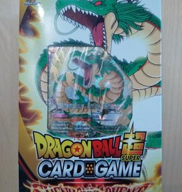 DBS - Dragon Ball Super DragonBall Super Card Game - Starter Deck 7, Shenron's Advent - EN