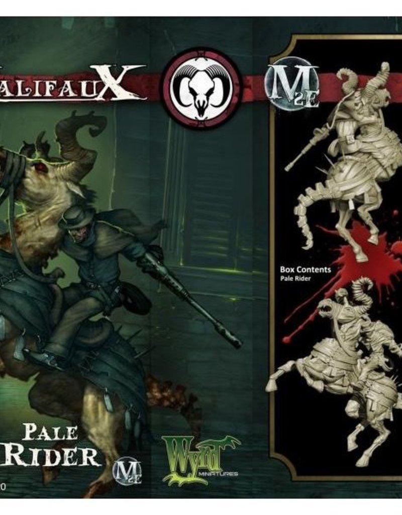 WYR - Malifaux Miniaturen Pale Rider