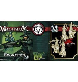 WYR - Malifaux Miniaturen Exorcists