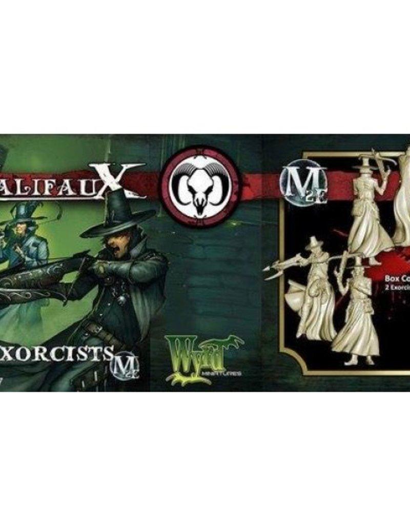 WYR - Malifaux Miniaturen Exorcists