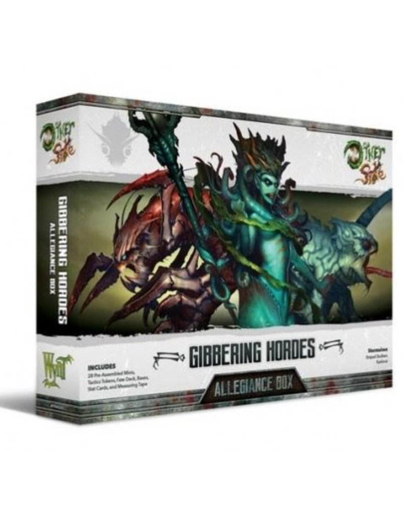 WYR - The Other Side Gibbering Hordes Allegiance Box - Stormsiren